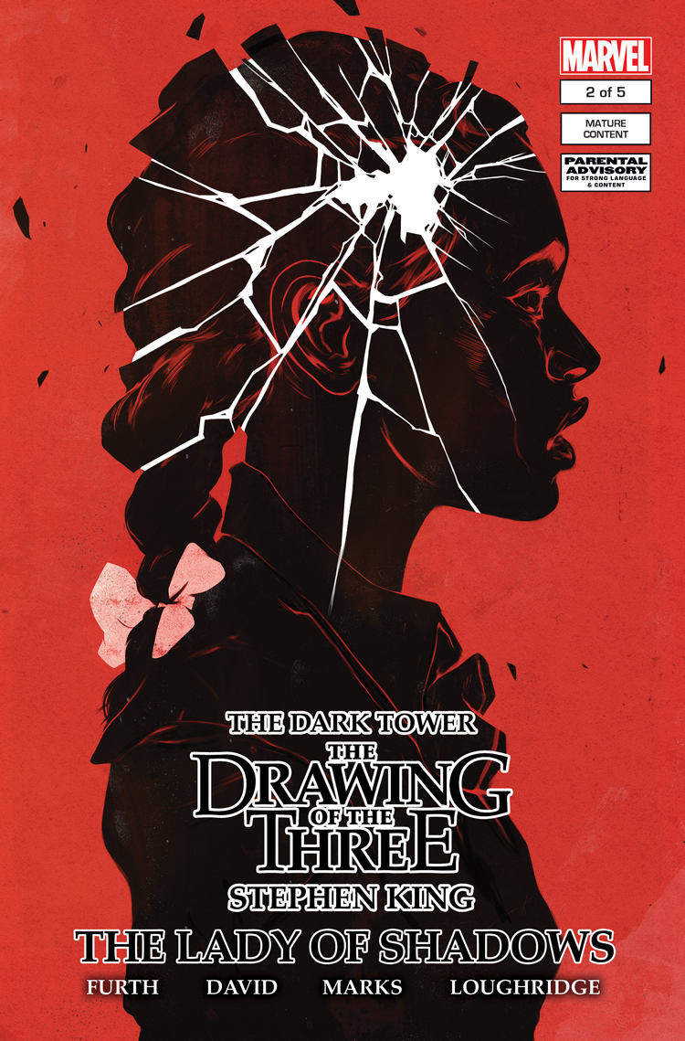 Dark Tower: The Drawing of the Three - Lady of Shadows (2015) #2