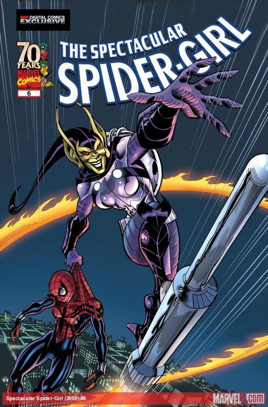 Spectacular Spider-Girl (2009) #6