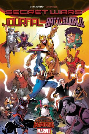 SECRET WARS JOURNAL/BATTLEWORLD TPB (Trade Paperback)