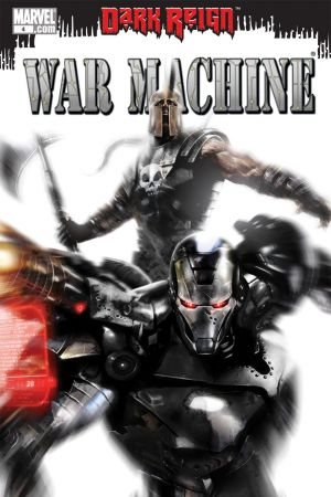 War Machine (2008) #4