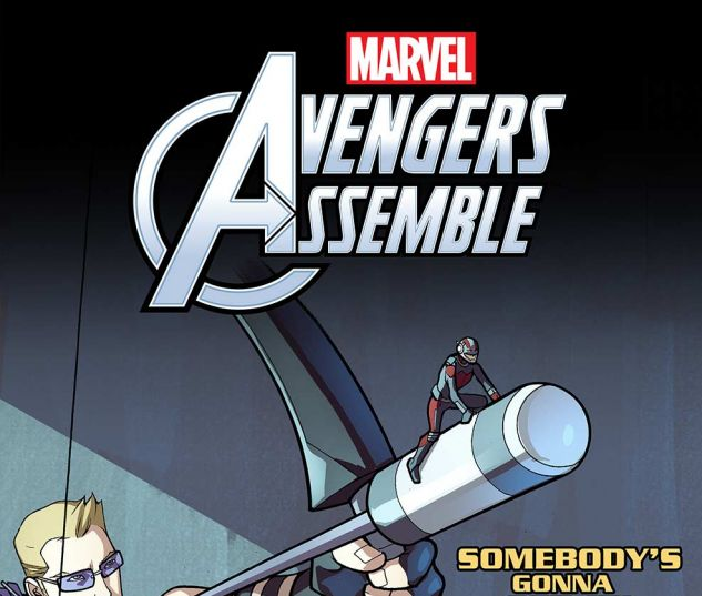 cover from Marvel Universe Avengers: TBD Infinite Comic (2015) #9