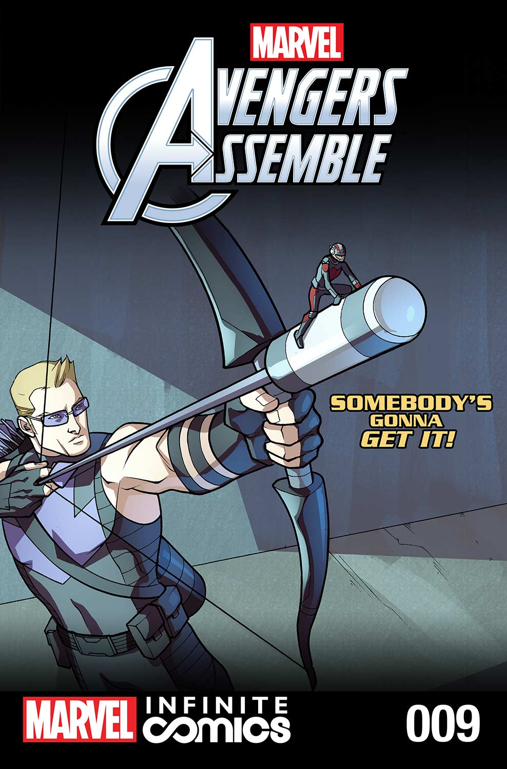 Marvel Avengers Assemble Infinite Comic (2016) #9