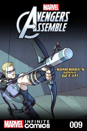 Marvel Avengers Assemble Infinite Comic #9