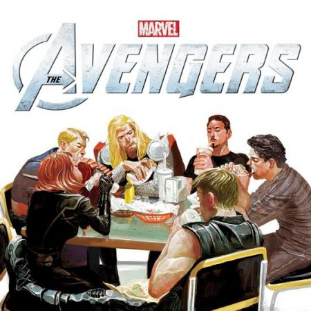 GUIDEBOOK TO THE MARVEL CINEMATIC UNIVERSE- MARVEL'S THE AVENGERS (2016)