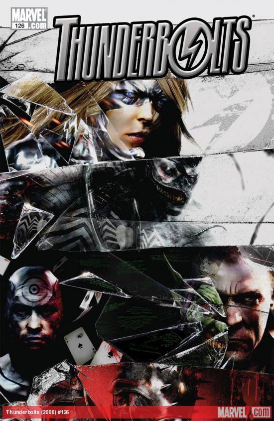 Thunderbolts (2006) #126