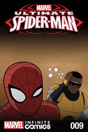 Ultimate Spider-Man Infinite Digital Comic (2015)