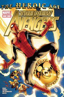 New Avengers (2010) #4