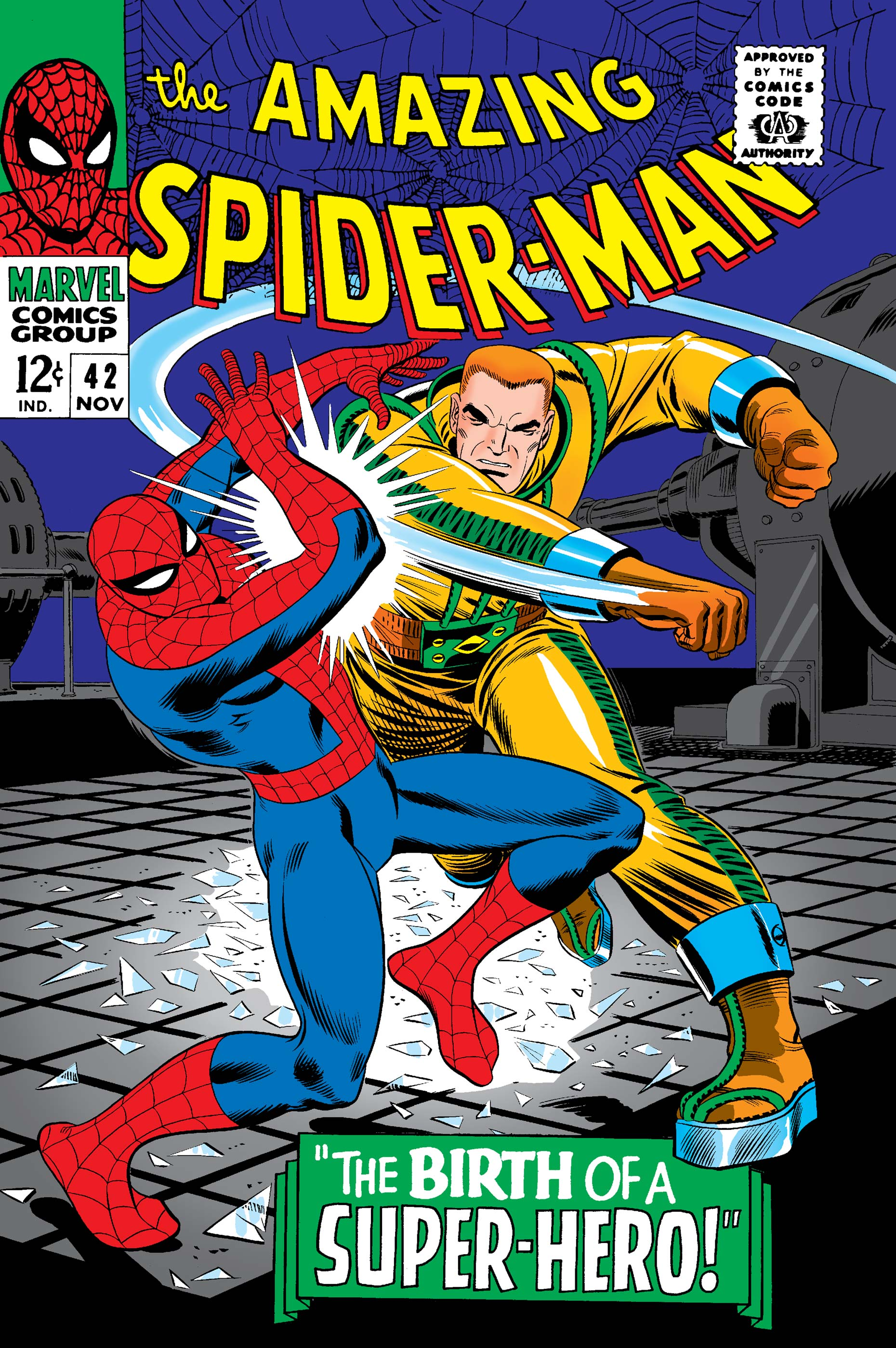 The Amazing Spider-Man (1963) #42