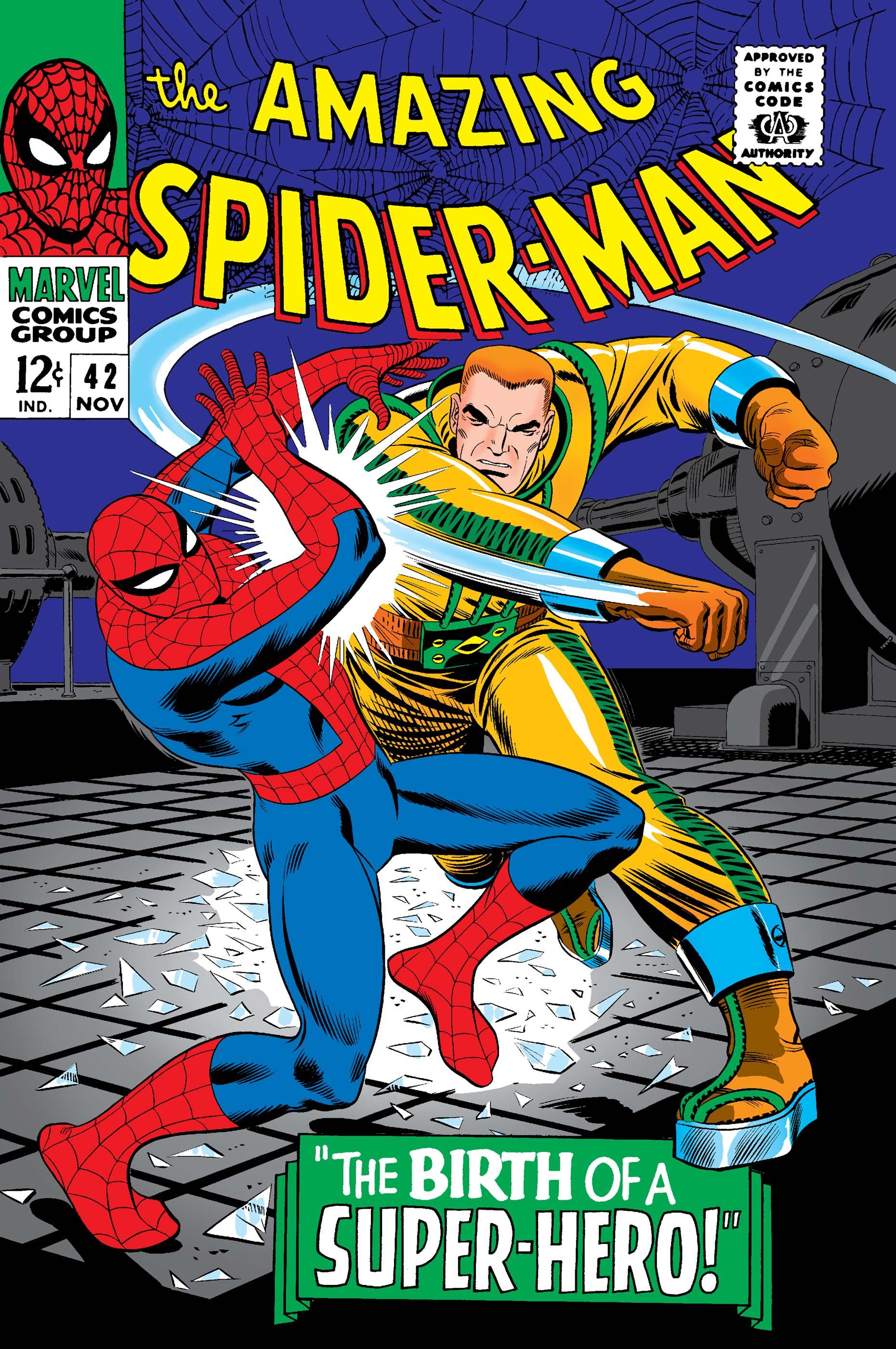 The Amazing Spider-Man (1963) #42