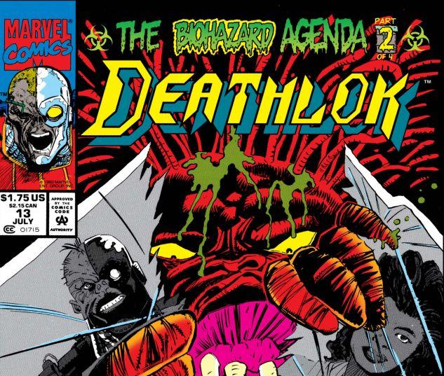 Deathlok (1991) #13