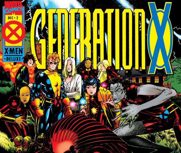 Generation X (1994) #2