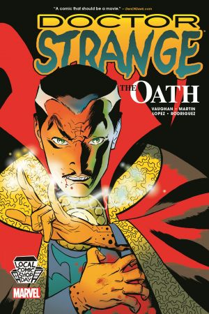 Doctor Strange: The Oath - LCSD Exclusive (Hardcover)