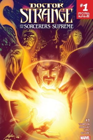 Doctor Strange and the Sorcerers Supreme (2016) #1
