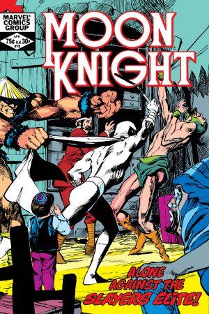 Moon Knight #18