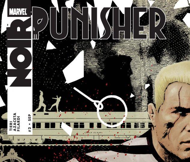 Punisher Noir (2009) #2