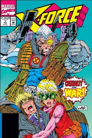 X-Force (1991) #7