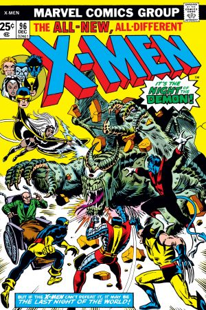 Uncanny X-Men (1963) #96