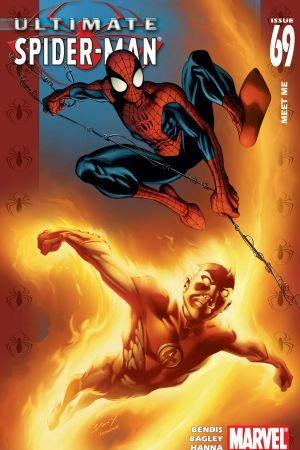 Ultimate Spider-Man #69
