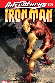 Marvel Adventures Iron Man #10