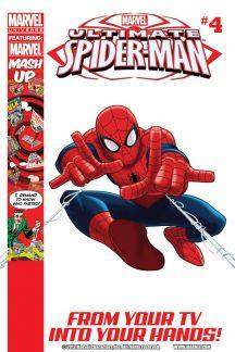 Marvel Universe Ultimate Spider-Man #4