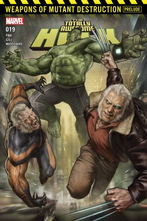 The Totally Awesome Hulk (2015) #19