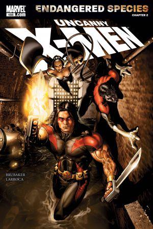 Uncanny X-Men (1963) #488