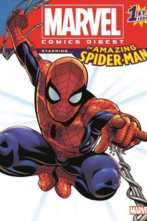 Marvel Comics Digest Starring the Amazing Spider-Man Vol. 1 (Digest)