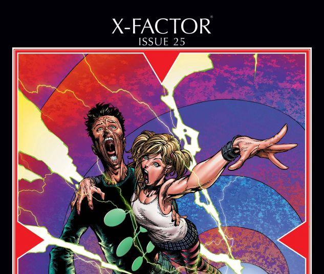 X-FACTOR (2005) #25