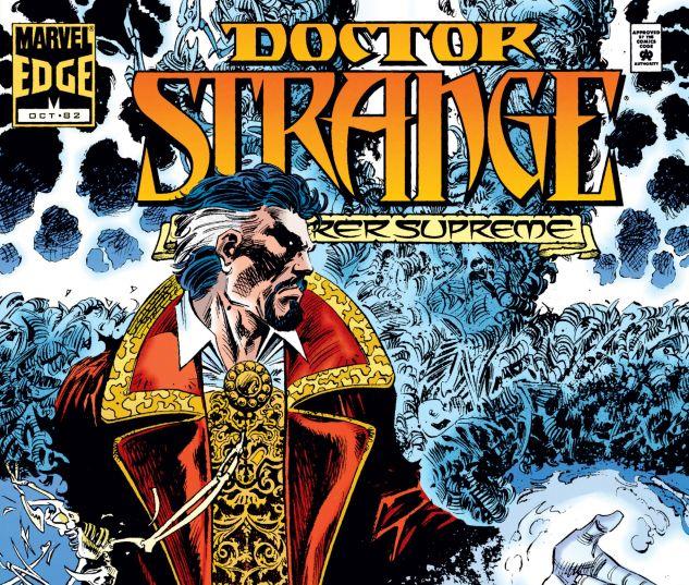 Cover for DOCTOR STRANGE, SORCERER SUPREME 82