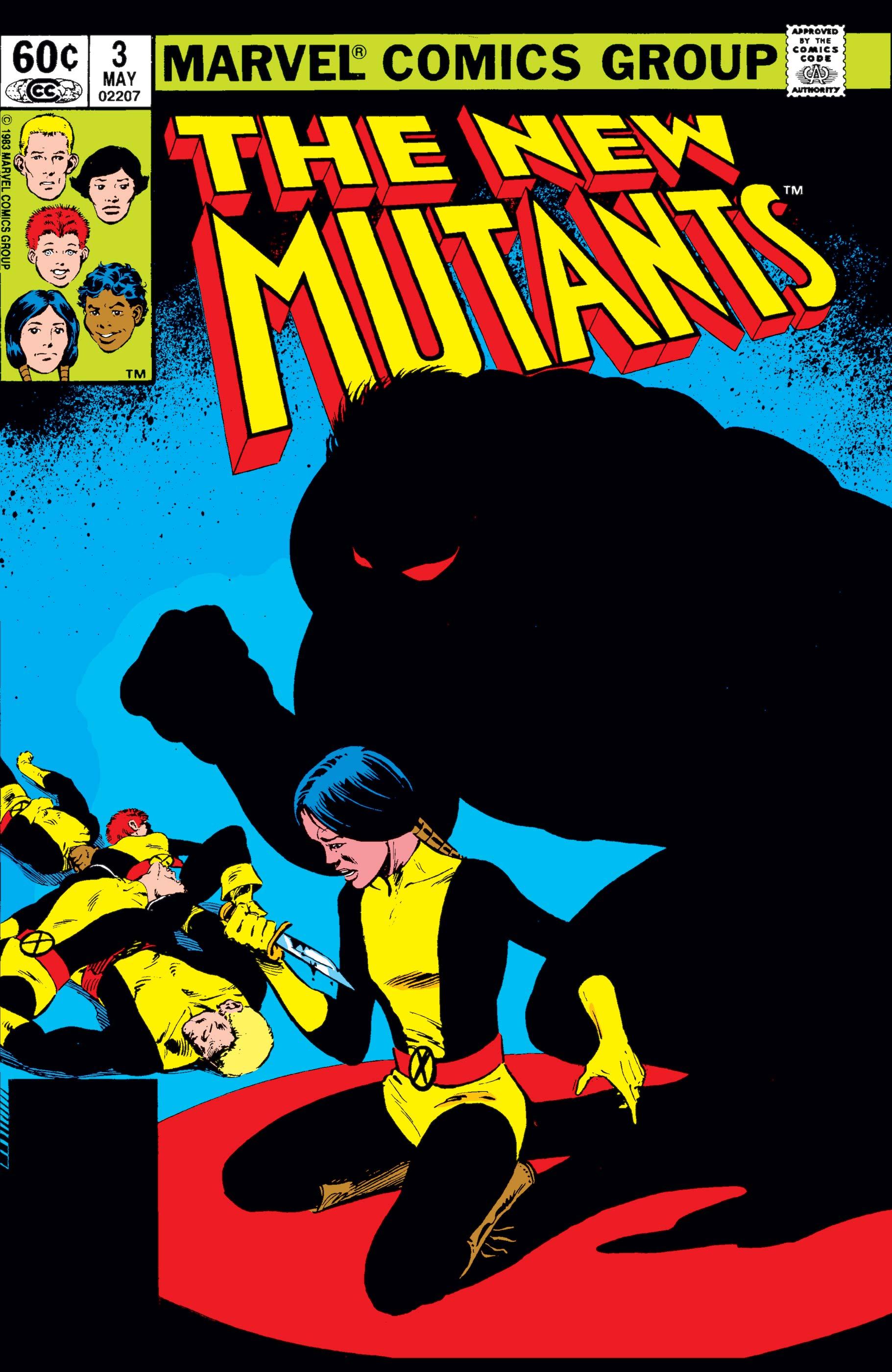 New Mutants (1983) #3