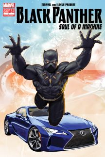 Black Panther: Soul of a Machine – Chapter Three #0
