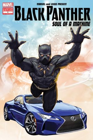 Black Panther: Soul of a Machine – Chapter Three