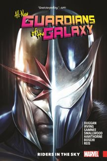 All-New Guardians of the Galaxy Vol. 2: Riders in the Sky (Trade Paperback)