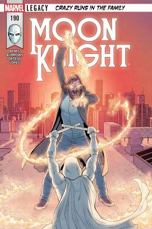 Moon Knight (2016) #190