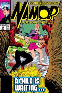 Namor: The Sub-Mariner #14