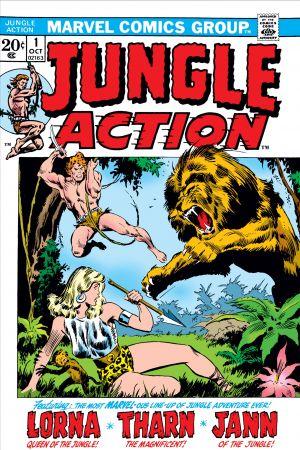 Jungle Action (1972) #1