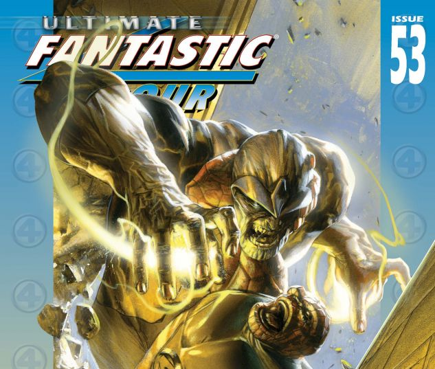 Ultimate Fantastic Four (2003) #53