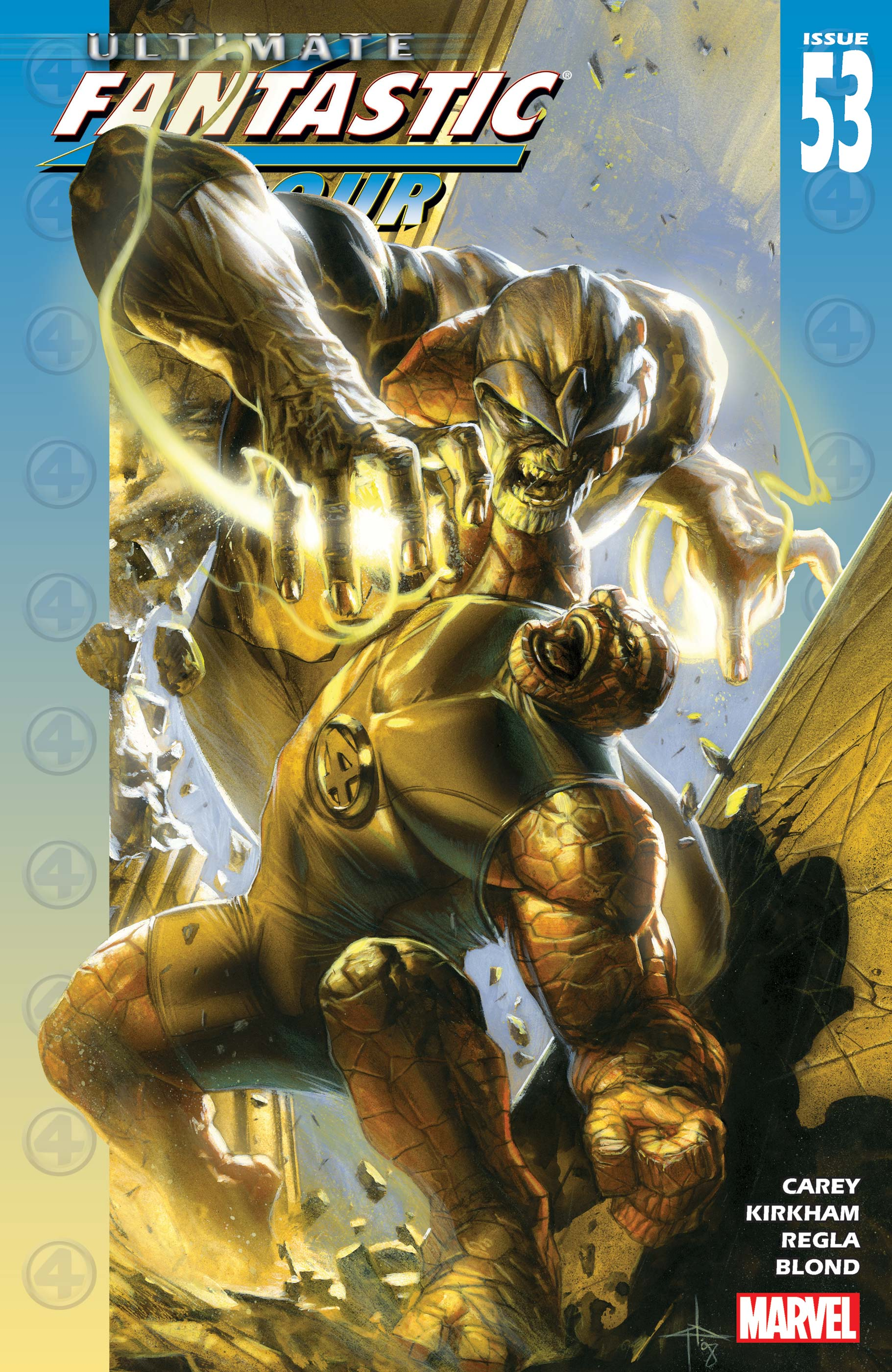 Ultimate Fantastic Four (2003) #53
