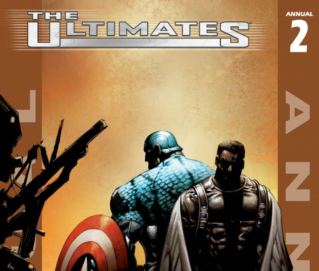 ULTIMATES ANNUAL (2005) #2