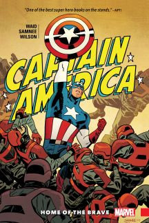 Captain America by Waid & Samnee: Home of the Brave (Trade Paperback)