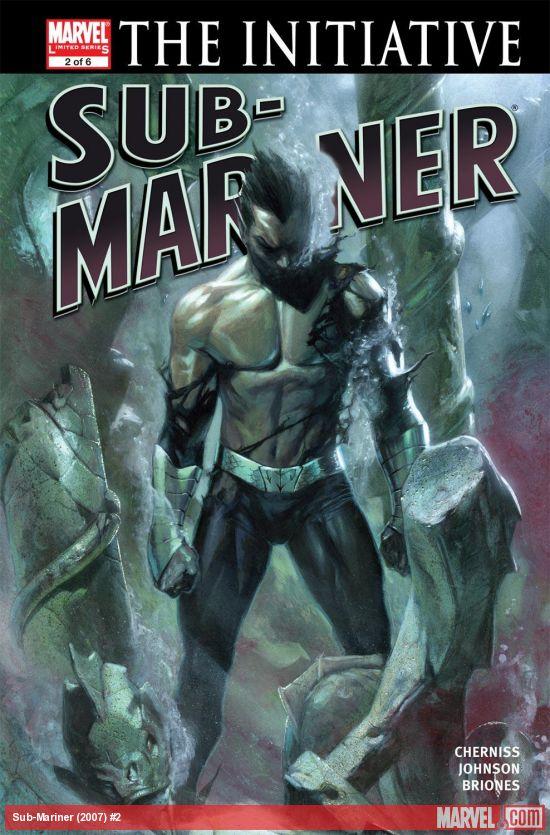 Sub-Mariner (2007) #2