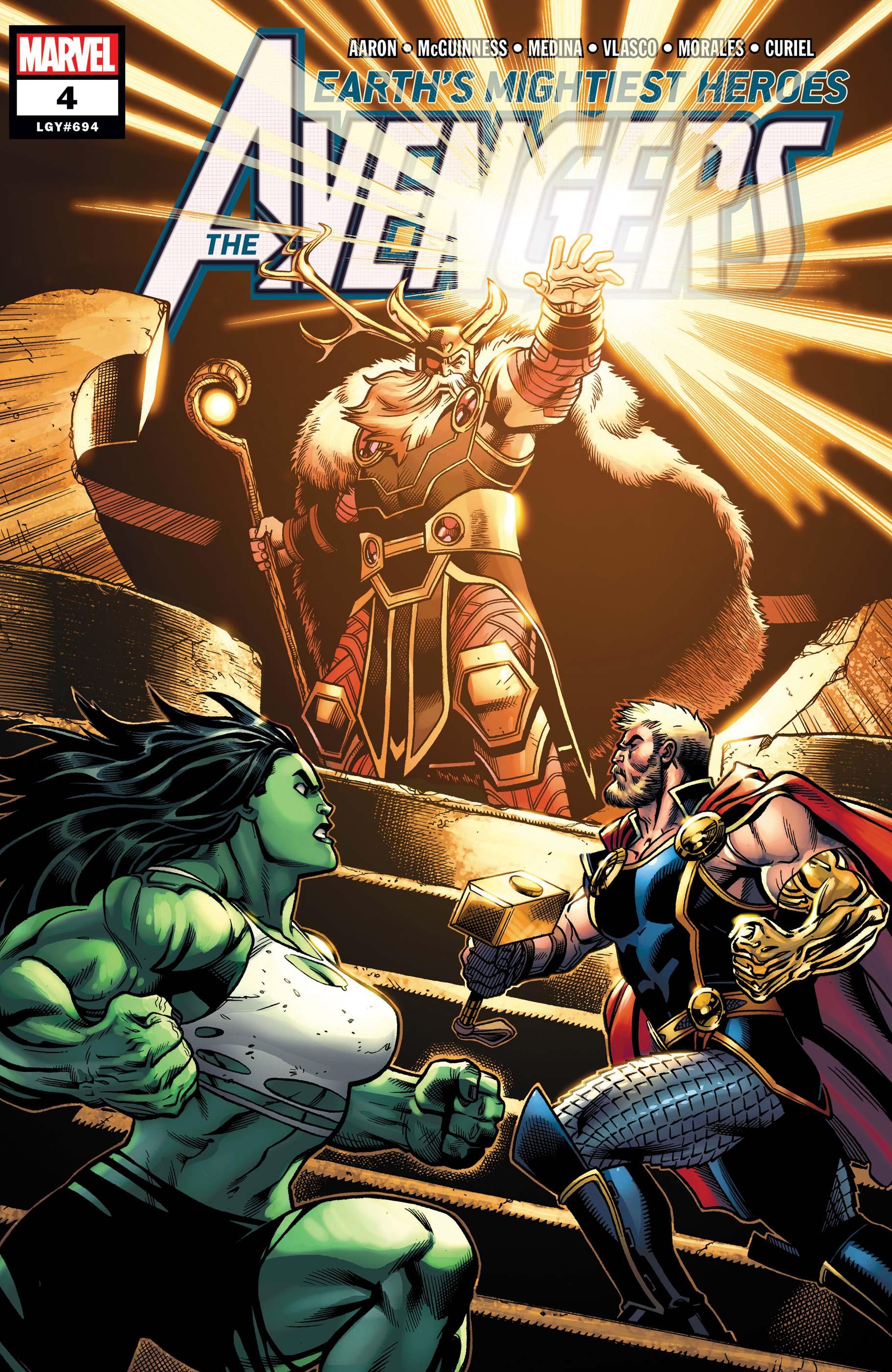 Avengers (2018) #4