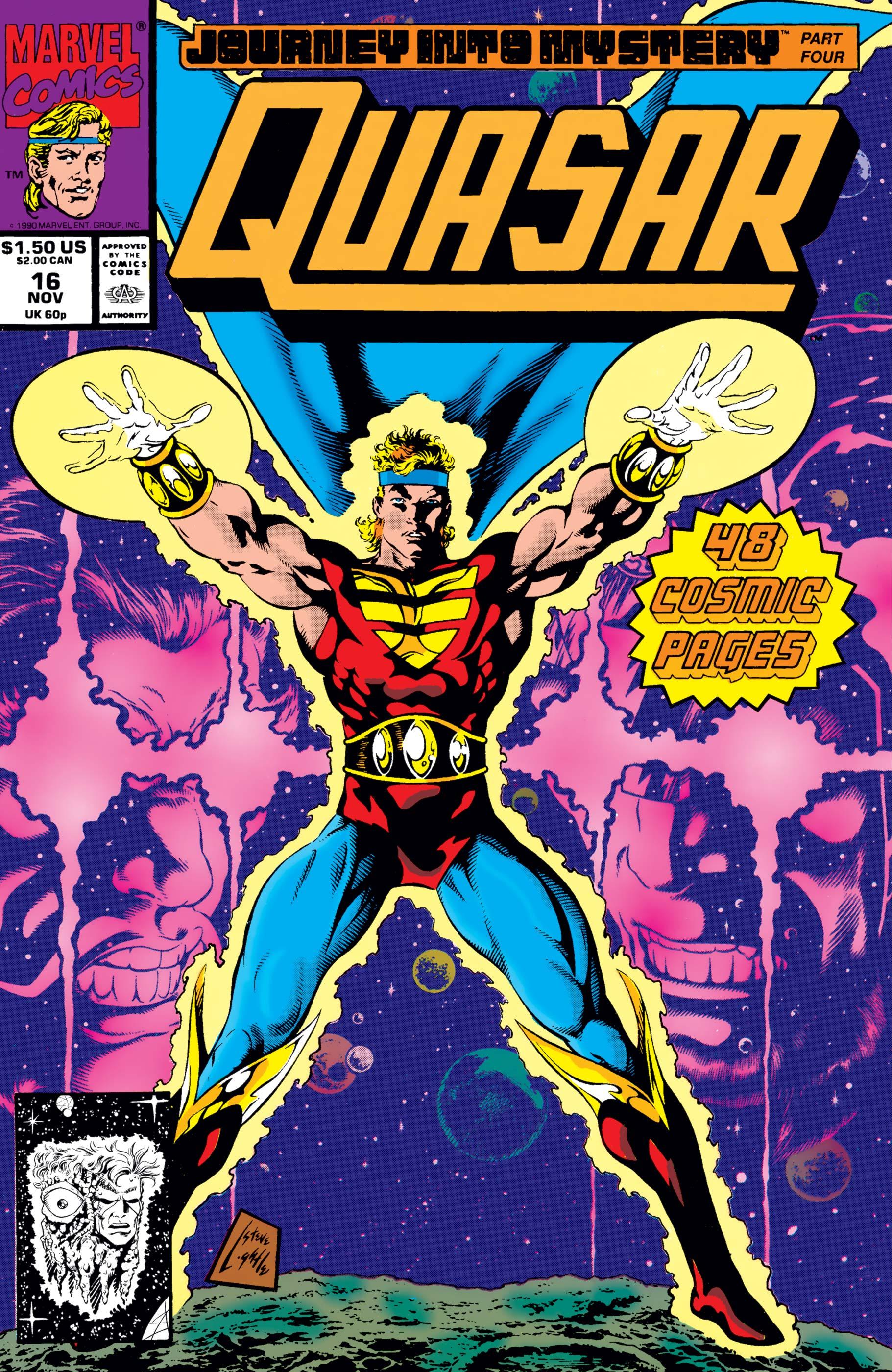 Quasar (1989) #16