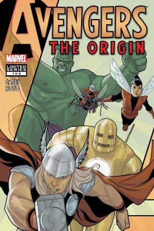 Avengers: The Origin #1