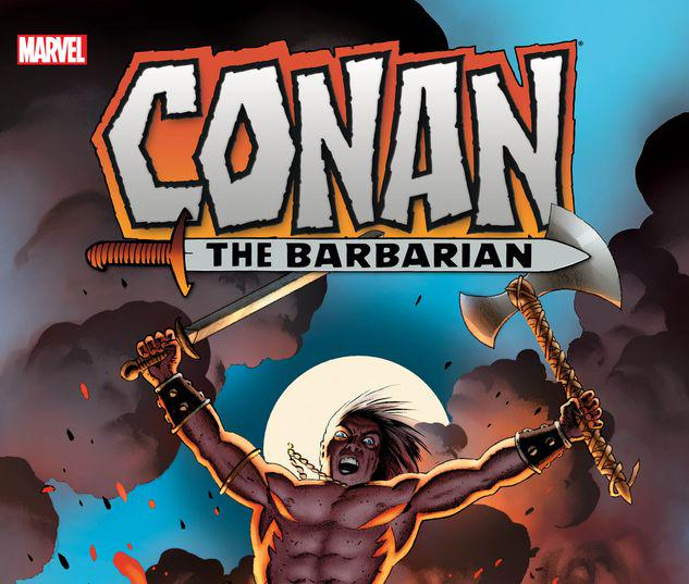 CONAN THE BARBARIAN: THE ORIGINAL MARVEL YEARS OMNIBUS VOL. 1 HC CASSADAY COVER #0