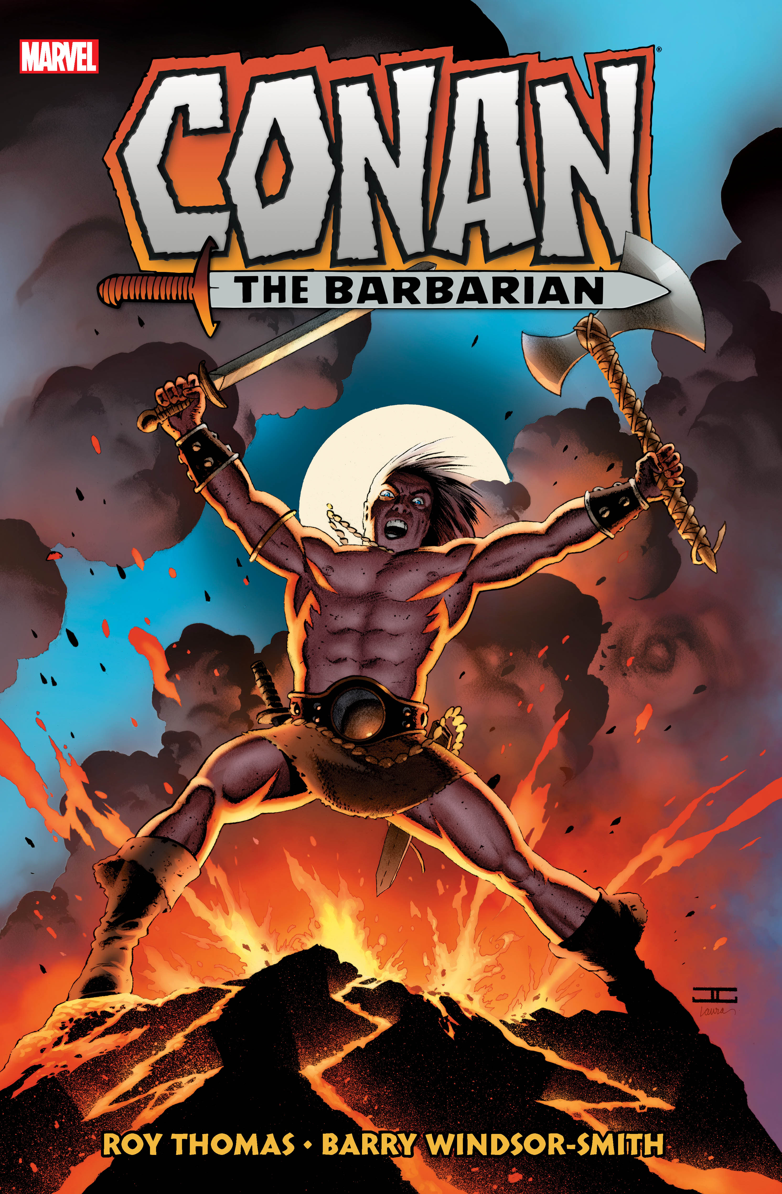Conan the Barbarian: The Original Marvel Years Omnibus Vol. 1 (Hardcover)
