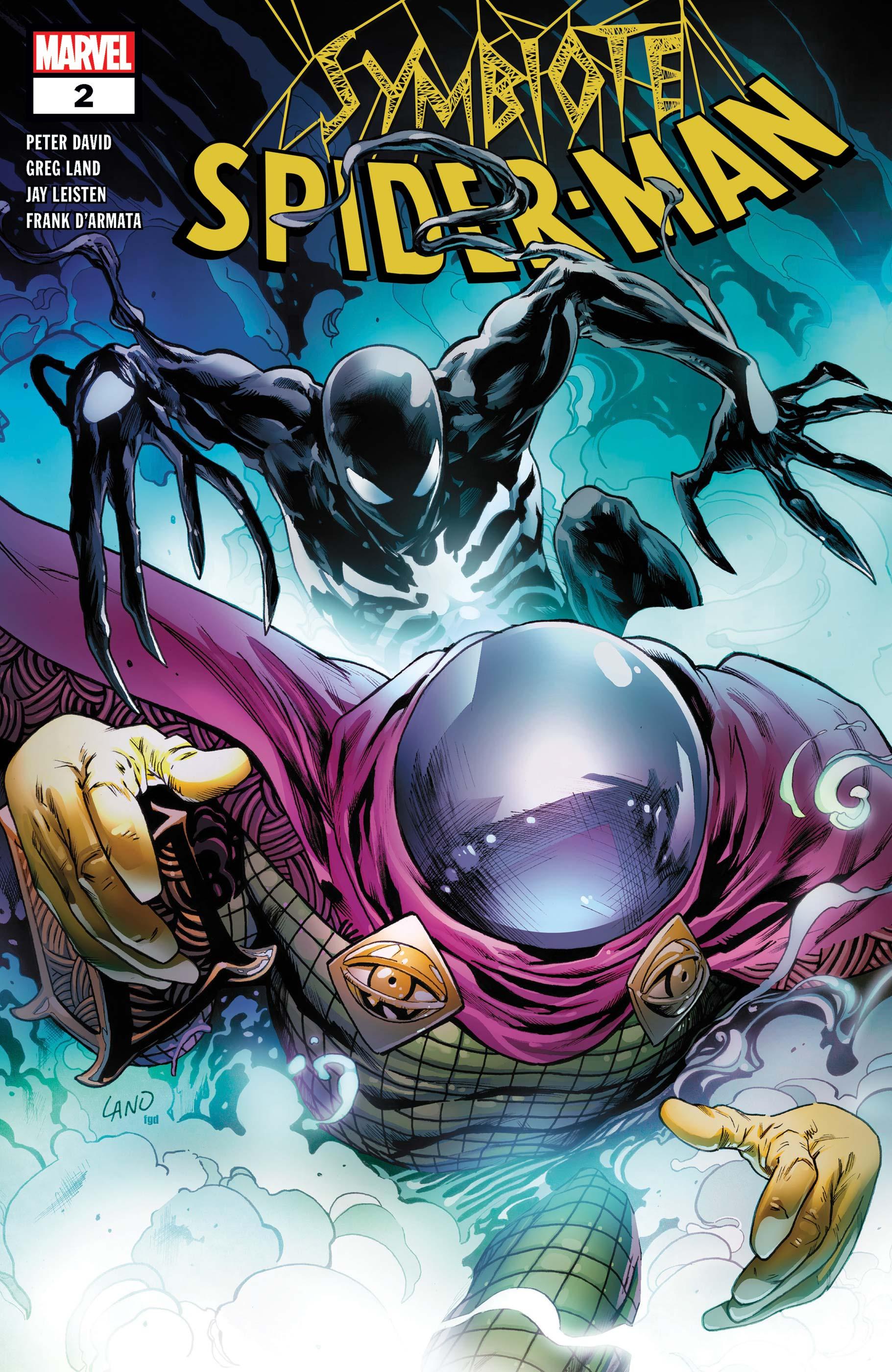 Symbiote Spider-Man (2019) #2
