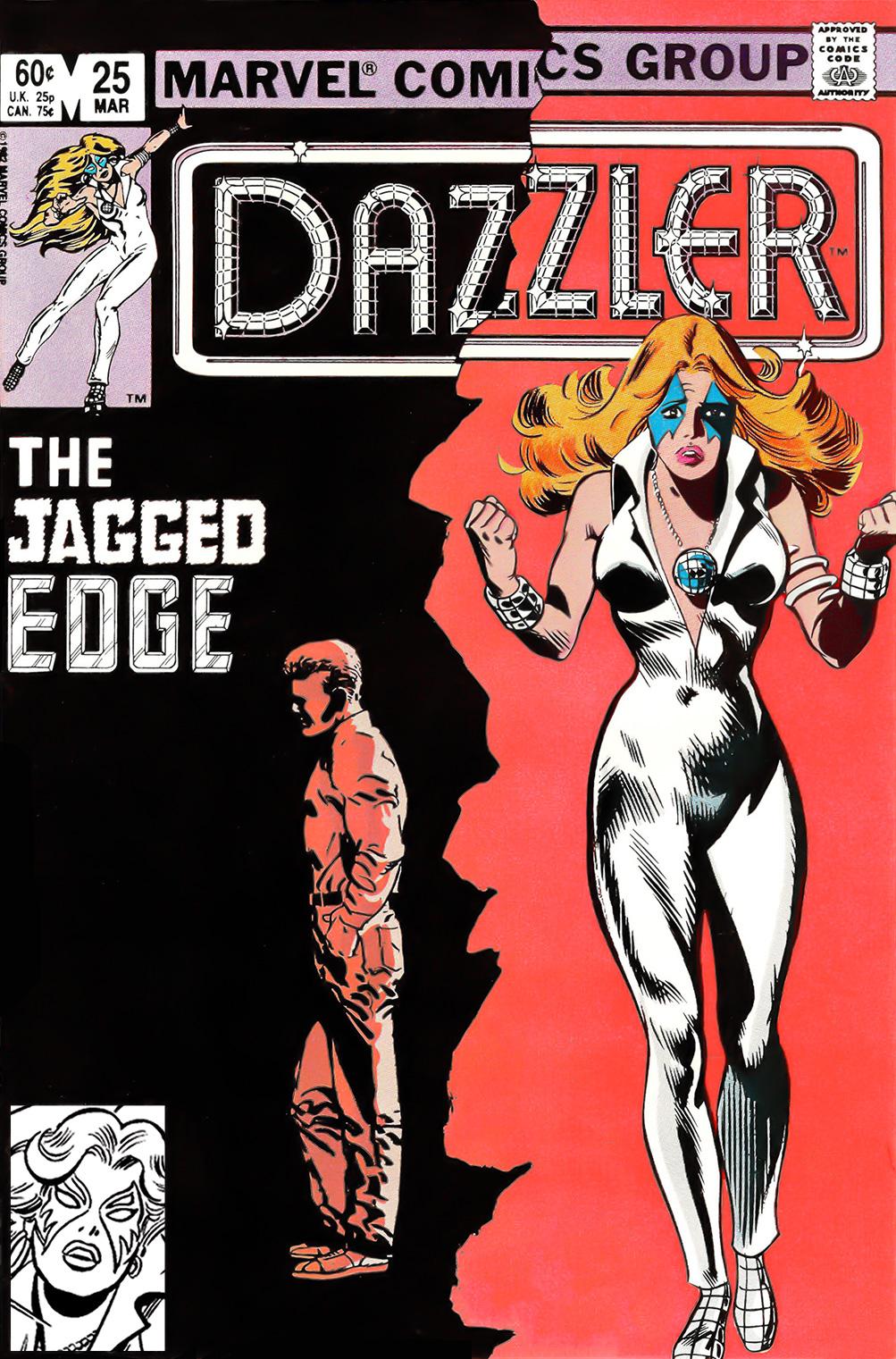 Dazzler (1981) #25
