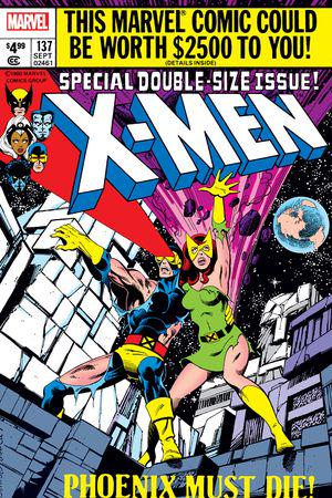 X-Men 137 Facsimile Edition #1