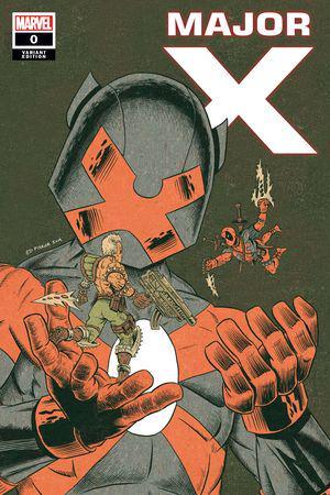 Major X (2019) (Variant)